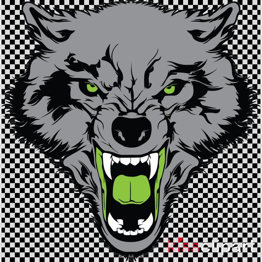 wolf vector clipart Dog Clip art