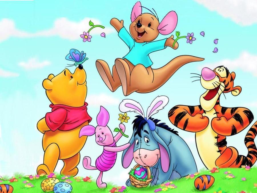 download winnie pooh clipart winnie the pooh tigger eeyore cartoon