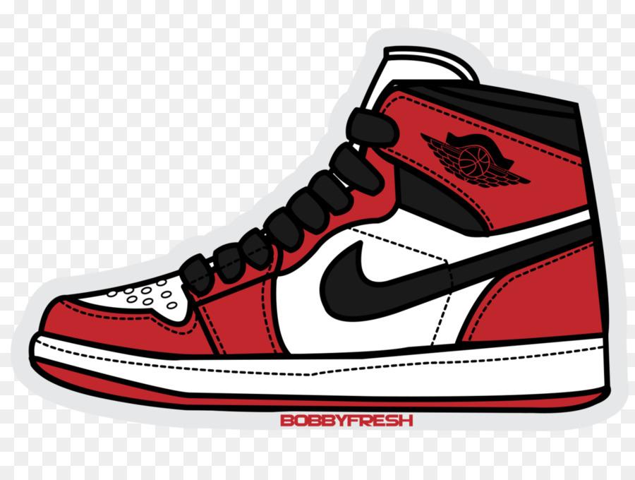 the best attitude eff8e 31f71 jordan retro 1 sticker clipart Jumpman Air Jordan Sneakers