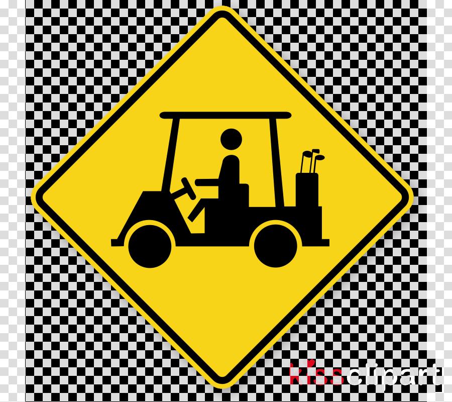 golf cart sign clipart Golf Buggies Traffic sign