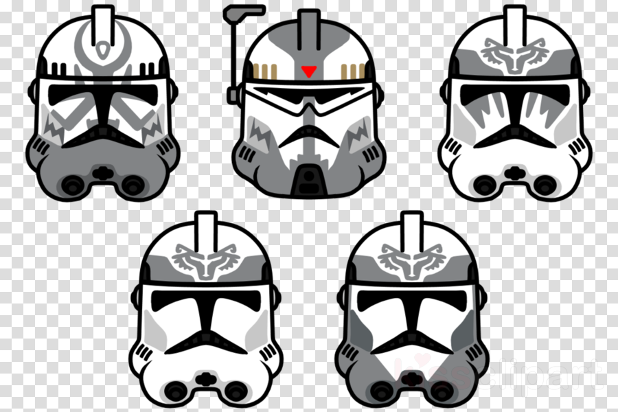 104th battalion wolf pack clipart Star Wars: The Clone Wars Clone trooper Wolf