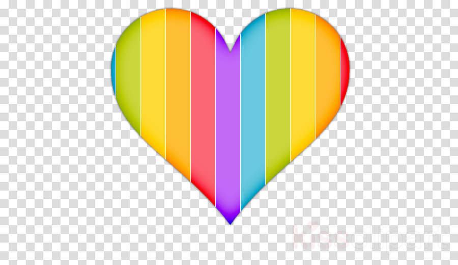 Heart clipart Heart rate Yellow