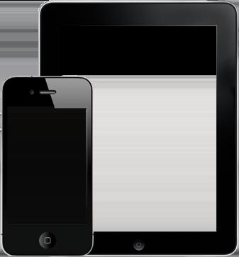 ipad silhouette clipart Smartphone Silhouette IPad