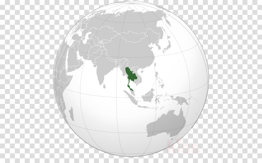 Thailand Map World Transparent Png Image Clipart Free Download