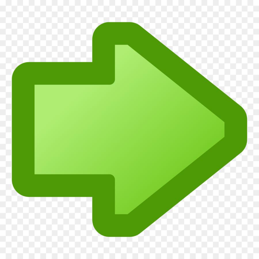green left arrow icon clipart Green Arrow Clip art