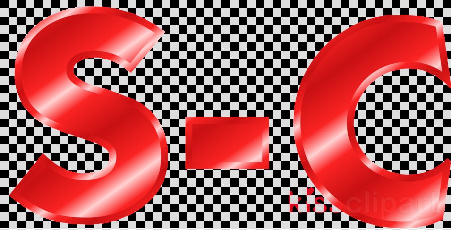 s & c letters clipart Letter C