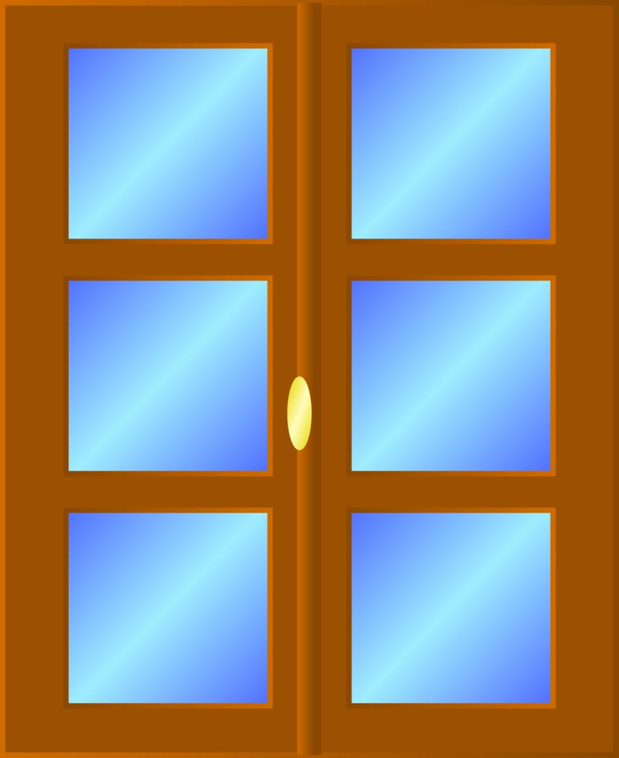 Blue Pattern Frame