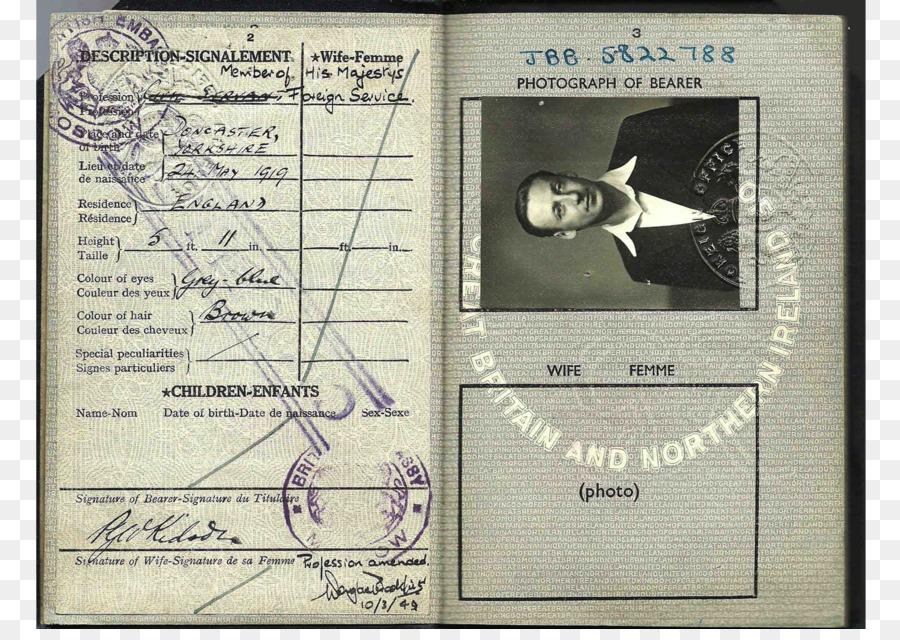identity document clipart Identity document Paper