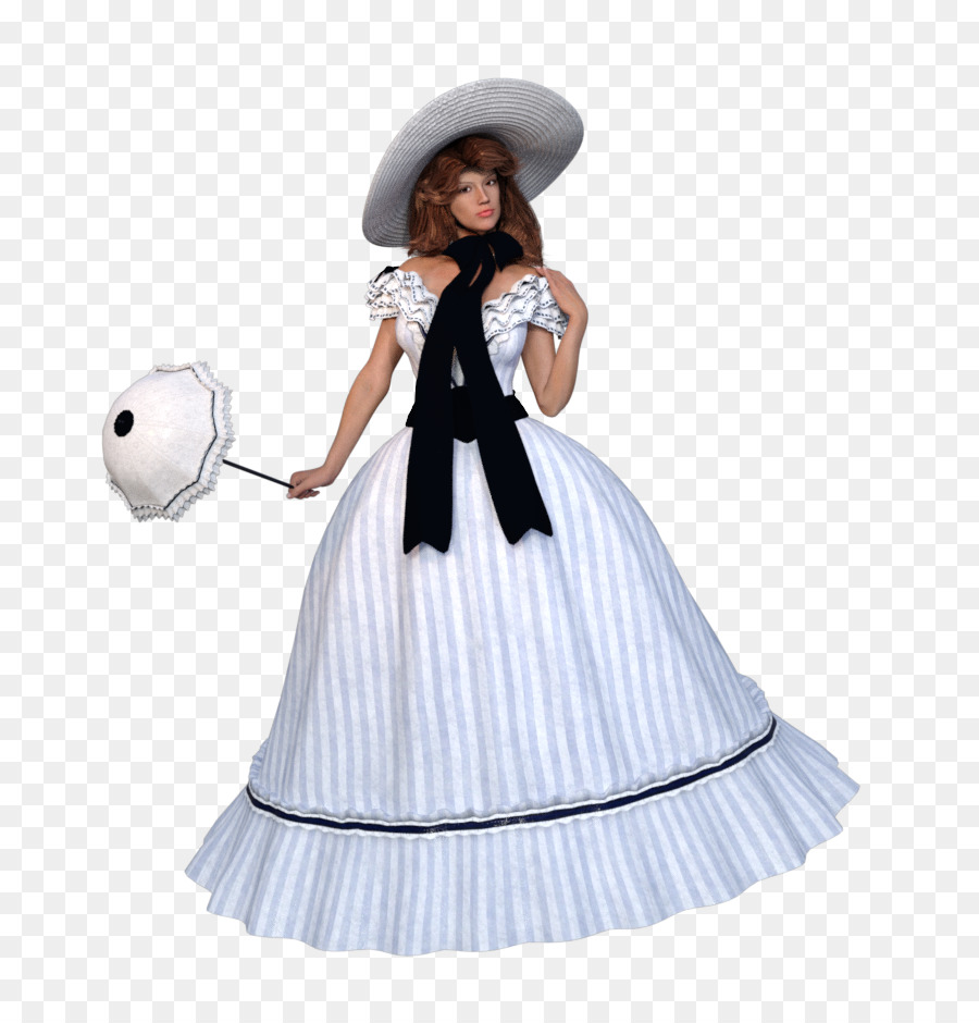 costume clipart Gown Costume