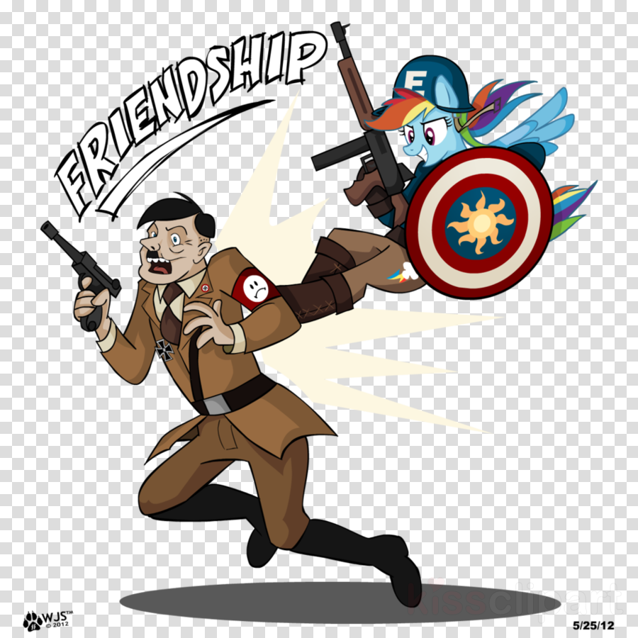 rainbow dash captain america clipart Rainbow Dash Pony Captain America