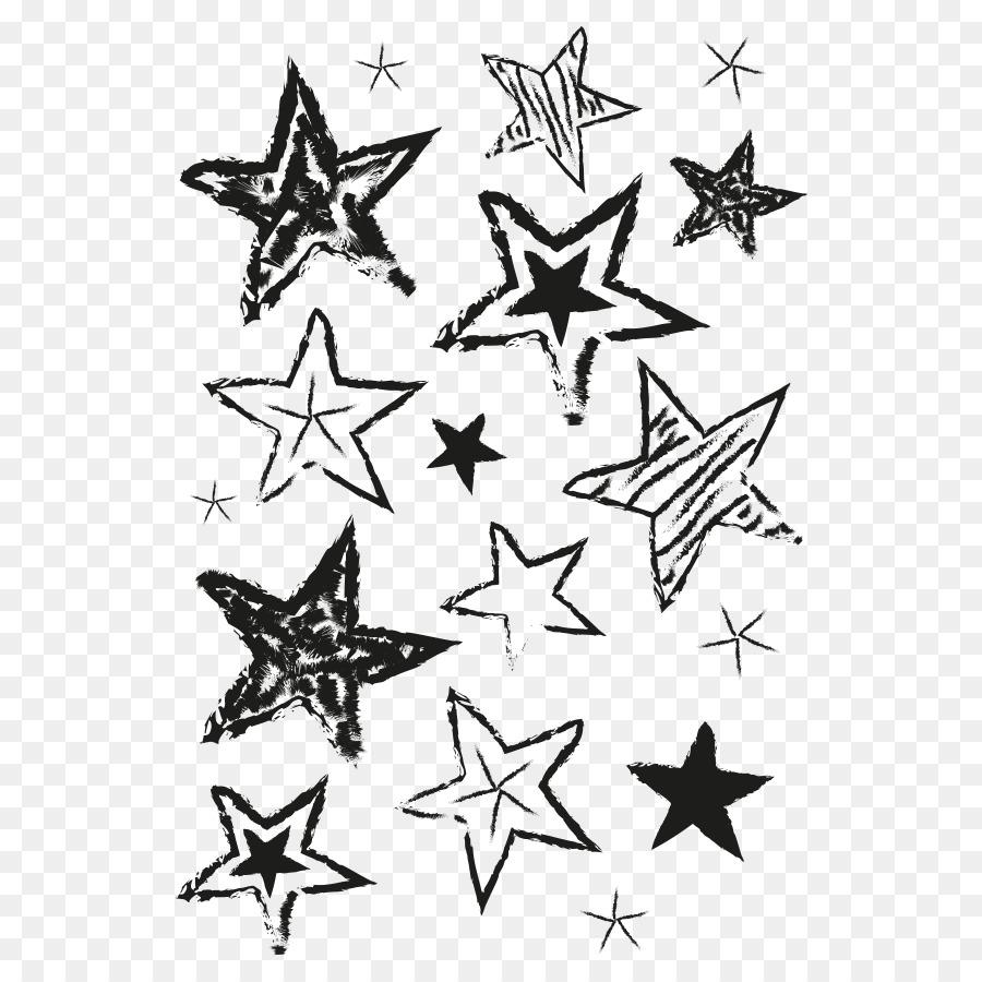 Stars drawn. Star drawingtransparent png image