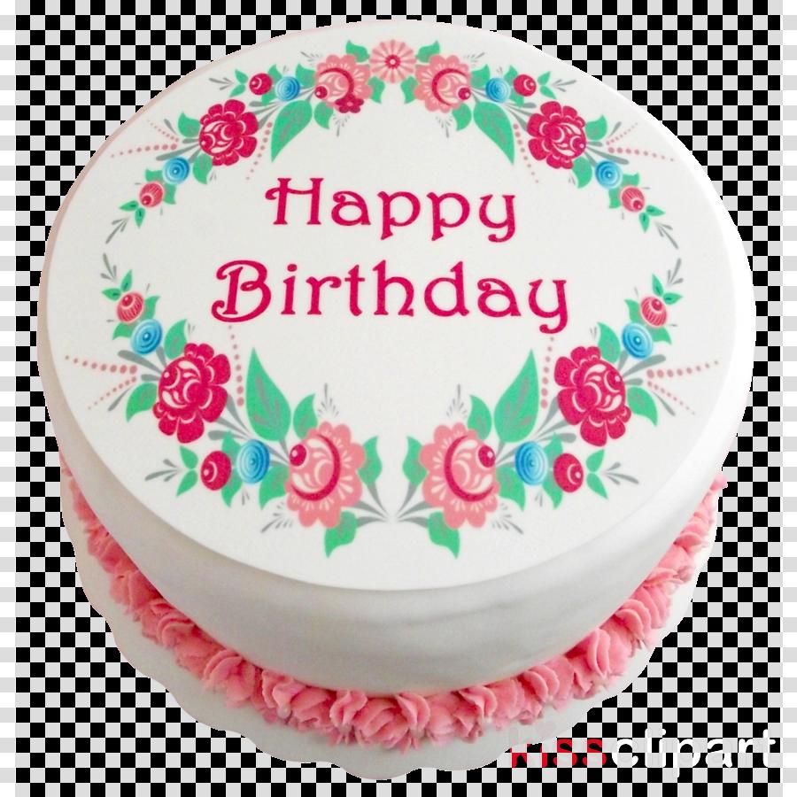 Happy Birthday Wishes Cake Clipart Chocolate