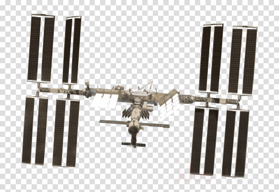 drawing of international space station clipart International Space Station Clip art