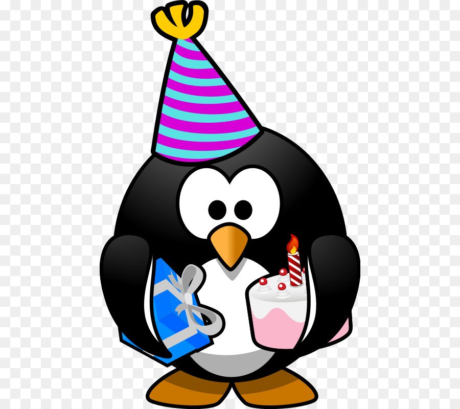 Super Birthday Cake Cartoon Clipart Penguin Birthday Party Funny Birthday Cards Online Aeocydamsfinfo