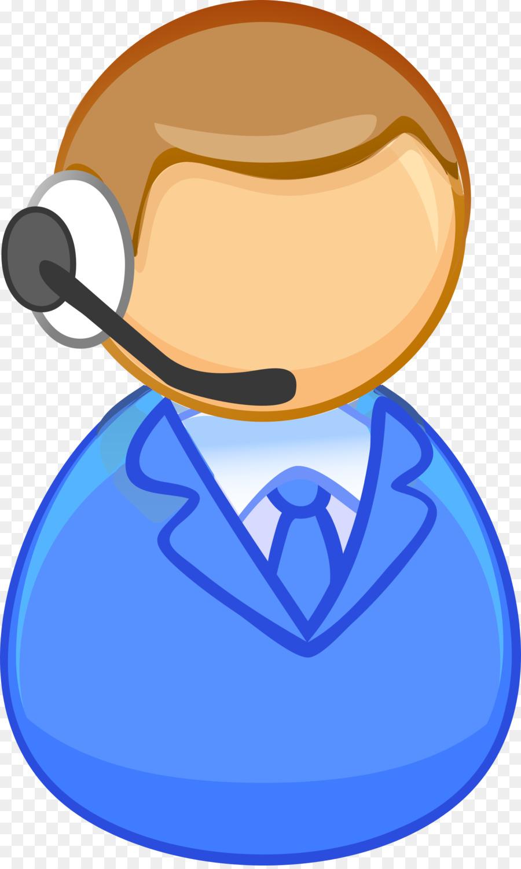 Customer Cartoon