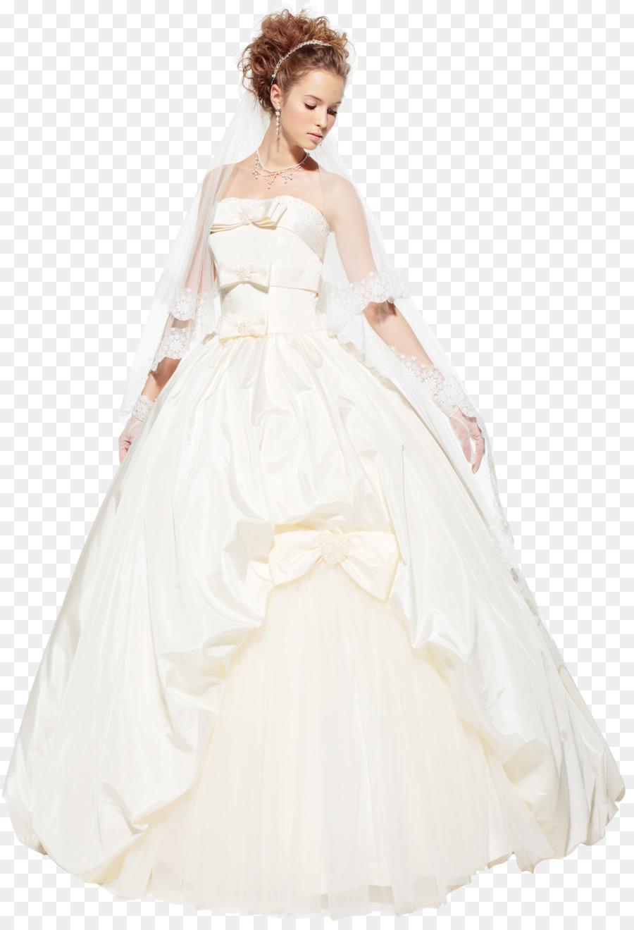 Wedding dress clipart Wedding dress