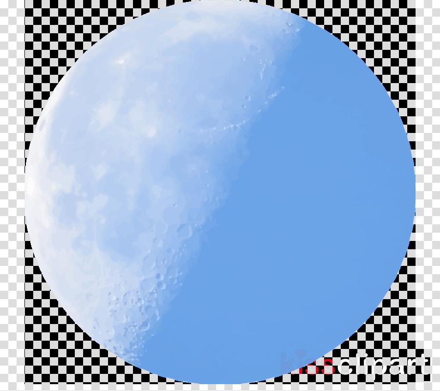 blue moon clip art clipart Full moon Clip art