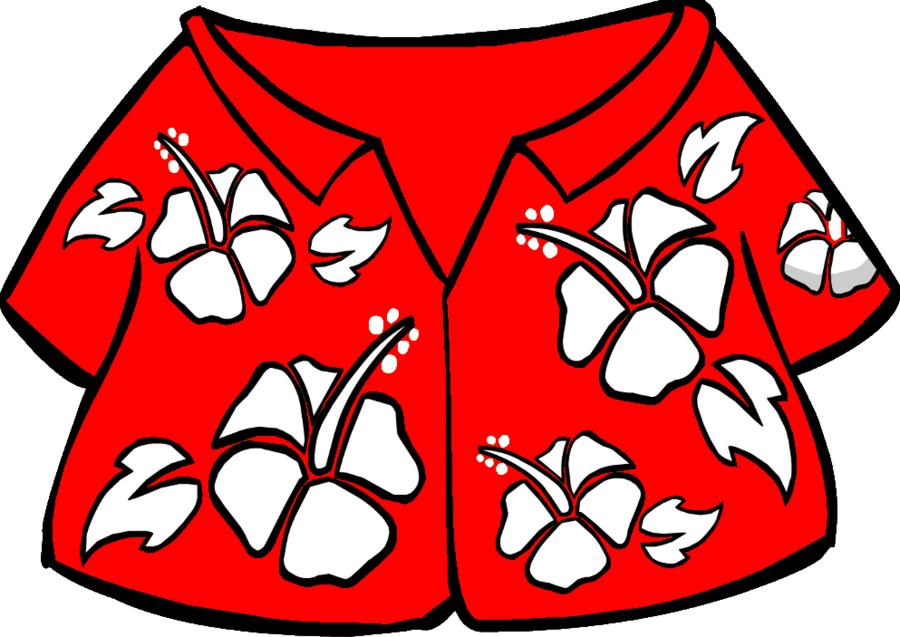 b5b84eb07 transparent background hawaiian shirt clip art clipart Hawaii T-shirt Clip  art