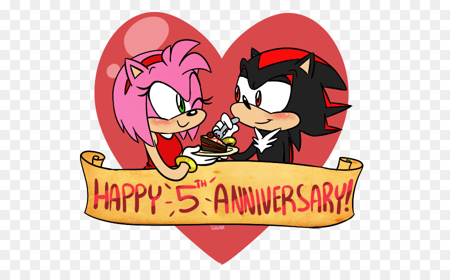 Download happy 5th anniversary to us clipart Wedding anniversary ...