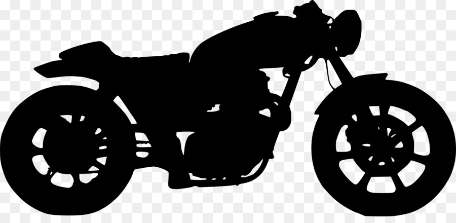 Motorcycle Silhouette Bicycle Transparent Png Image Clipart