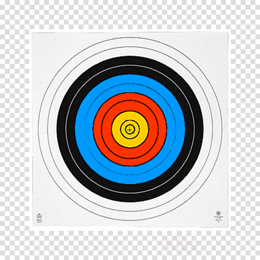 target archery clipart Target archery Shooting Targets