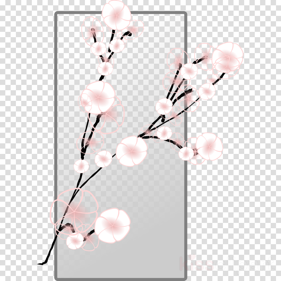 free spring cherry blossoms clipart Cherry blossom Clip art