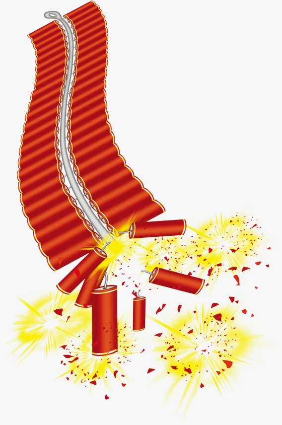 chinese new year fireworks clipart chinese new year firecracker clip art