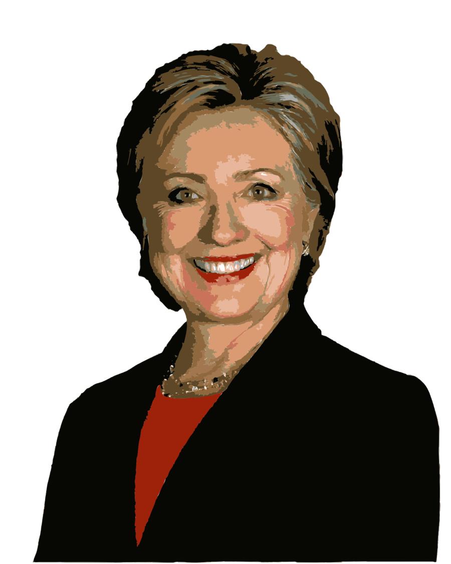 secretary hillary rodham clinton clipart Hillary Clinton US Presidential Election 2016 New York