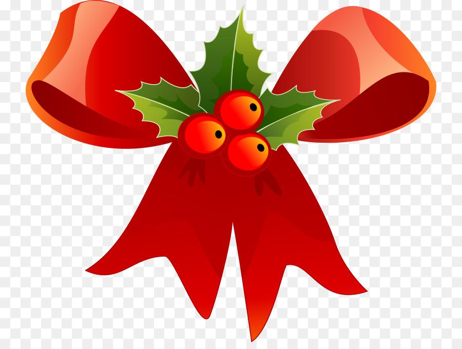 Christmas Christian Clipart.Christmas Tree Ribbon Clipart Ribbon Gift Red