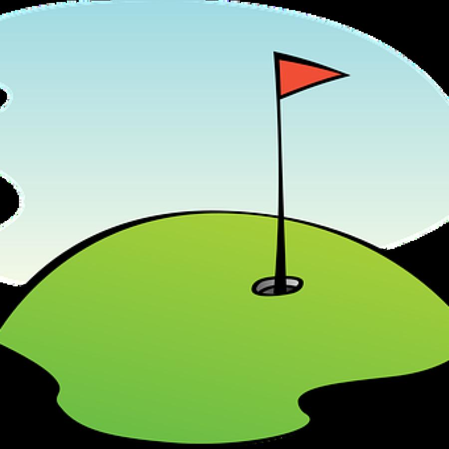 Golf Club Background Clipart Golf Ball Sports Transparent Clip Art