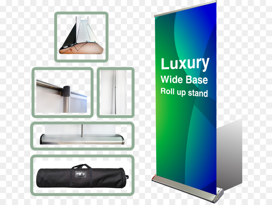 roll up stand banner clipart Banner Advertising