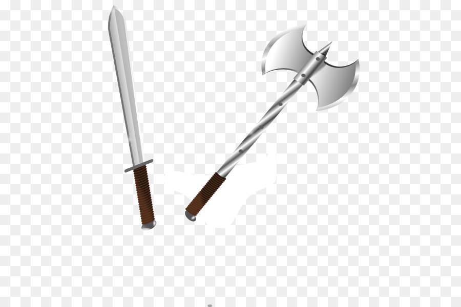 sword and axe clipart Axe Sword Clip art