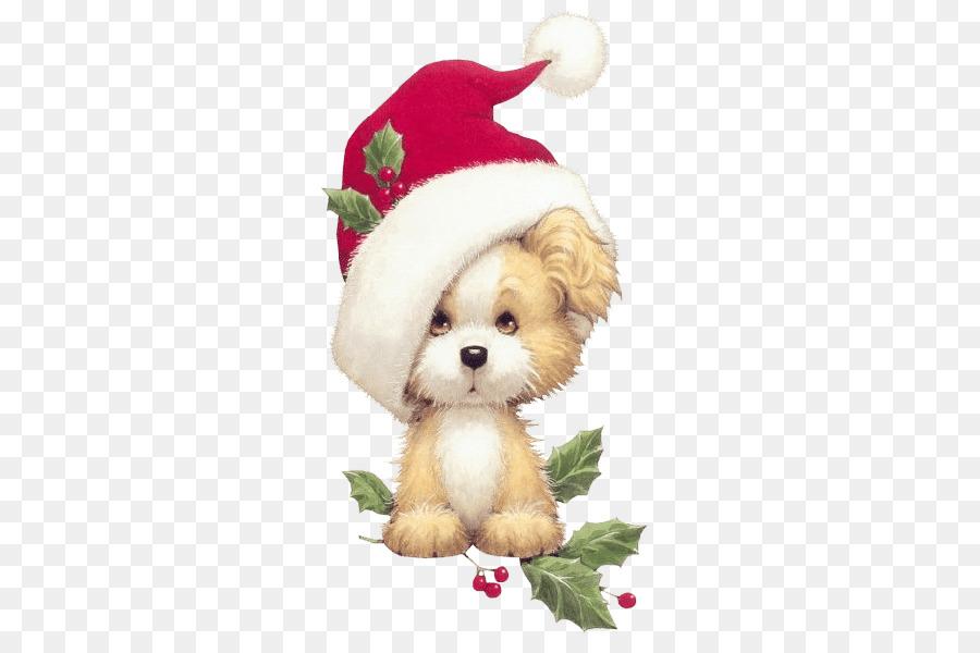 Christmas Beagle Clipart.Christmas Tree Art Clipart Puppy Dog Christmas