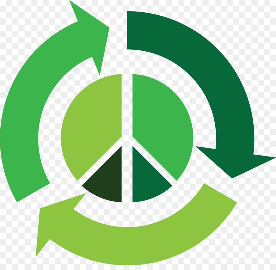 Download Recycle Peace Symbol Clipart Recycling Symbol Clip Art