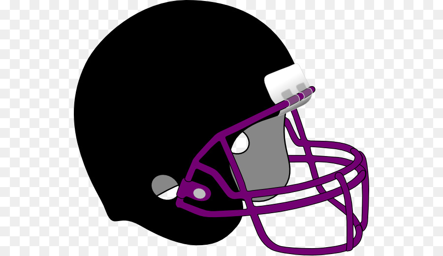 American Football Background Clipart Nfl Football Purple