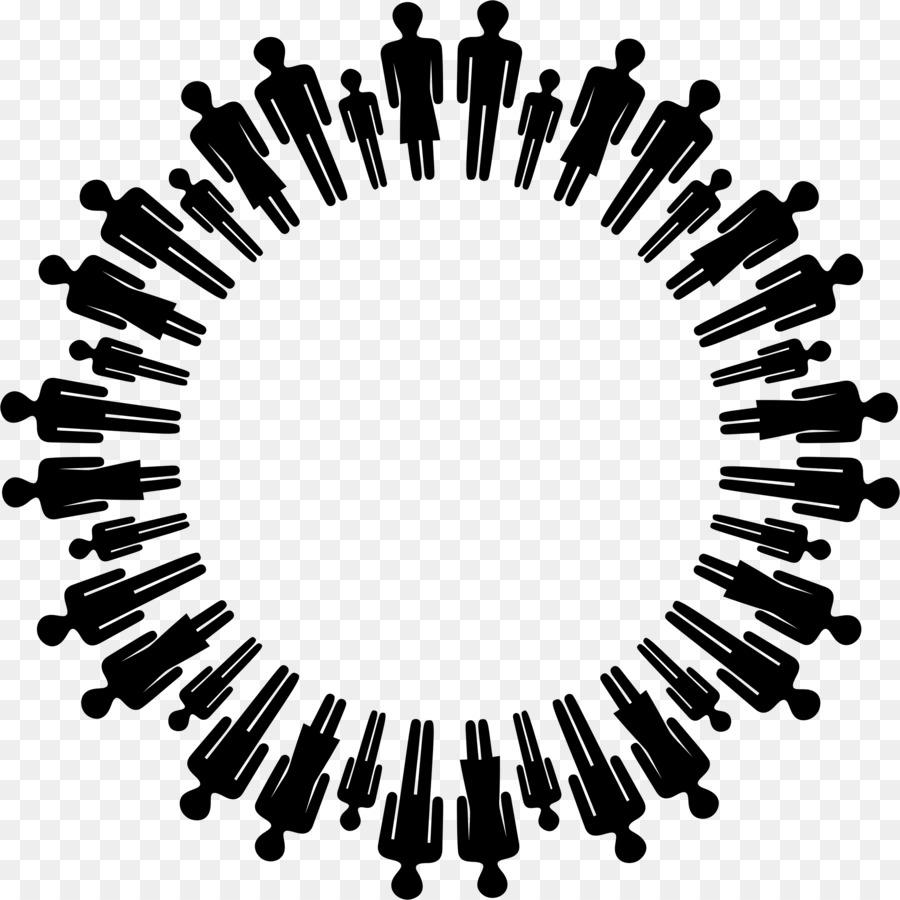 Stick people circle clipart stick figure clip art