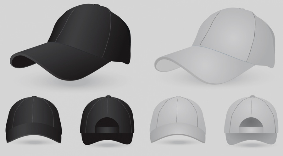download baseball hat template illustrator clipart baseball cap