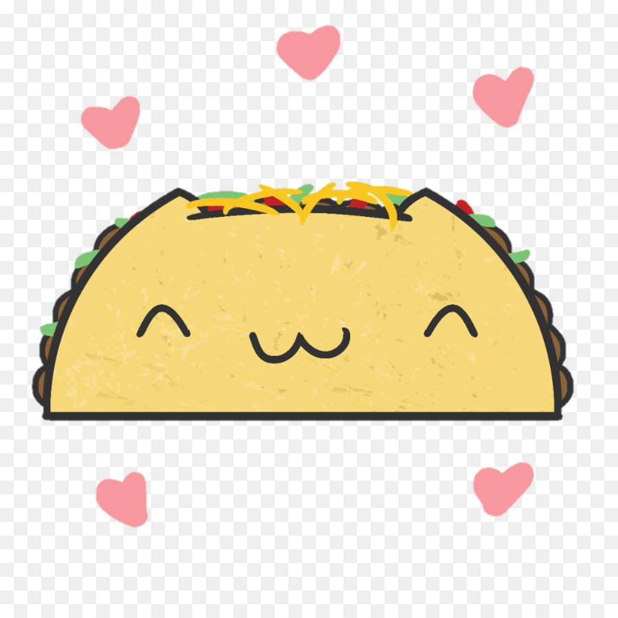 Taco drawing. Food icon backgroundtransparent png