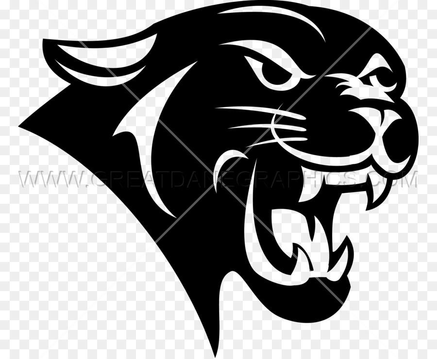 panter svg clipart Black panther Leopard