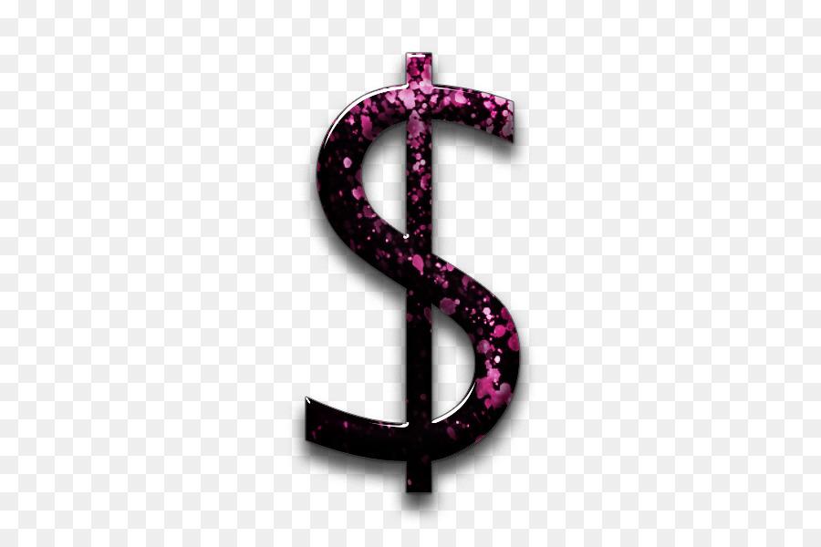 Dollar sign pink. Signtransparent png image clipart