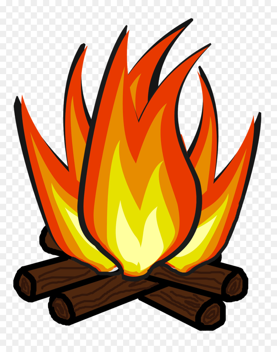 Campfire Cartoon