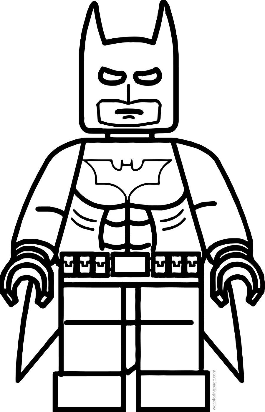 Download batman coloring pages clipart Lego Batman 3: Beyond Gotham ...