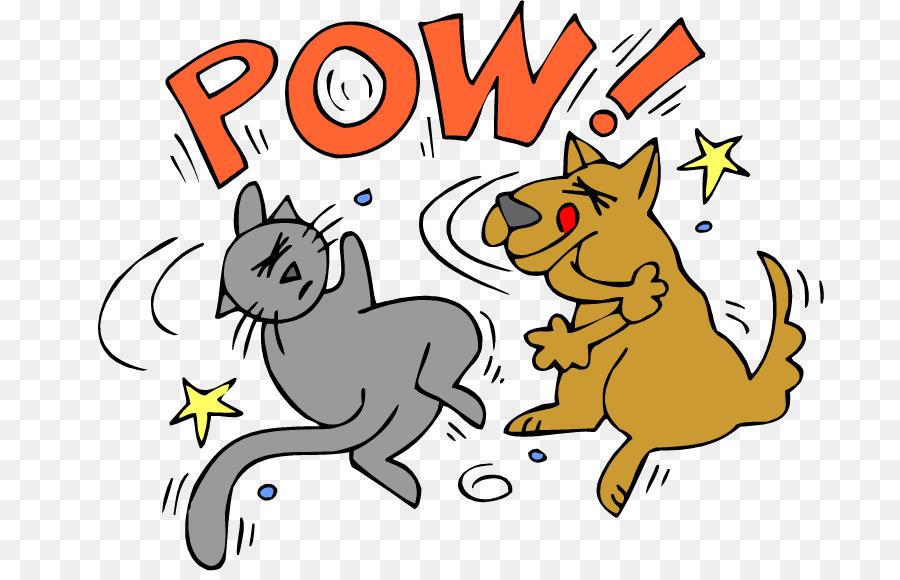 Cat And Dog Cartoon Clipart Cat Dog Pet Transparent Clip Art