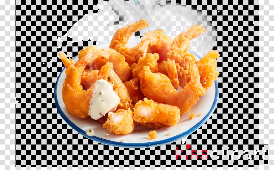 fried shrimp png clipart Fried shrimp Tempura Deep frying