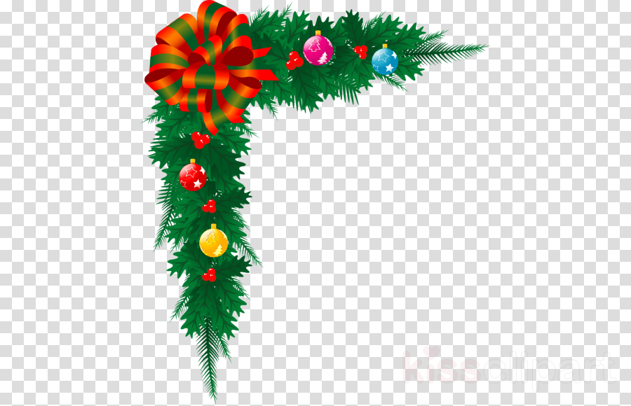 Christmas Tree Flower Transparent Png Image Clipart Free Download