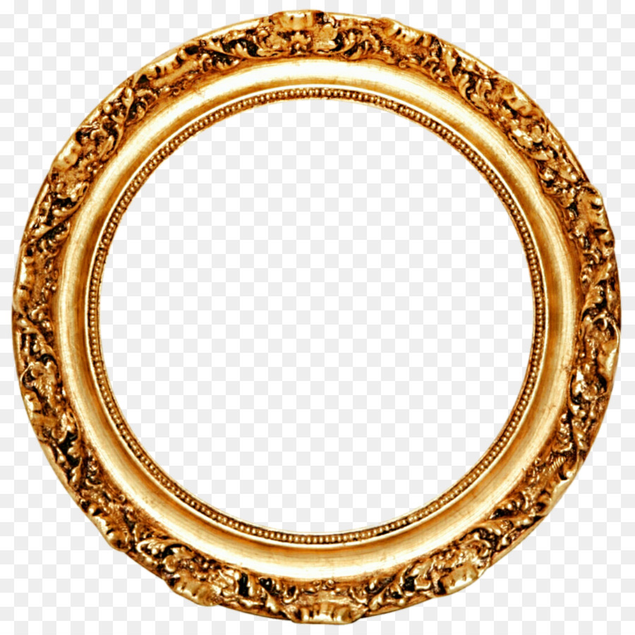 gold frame png clipart Picture Frames Clip art