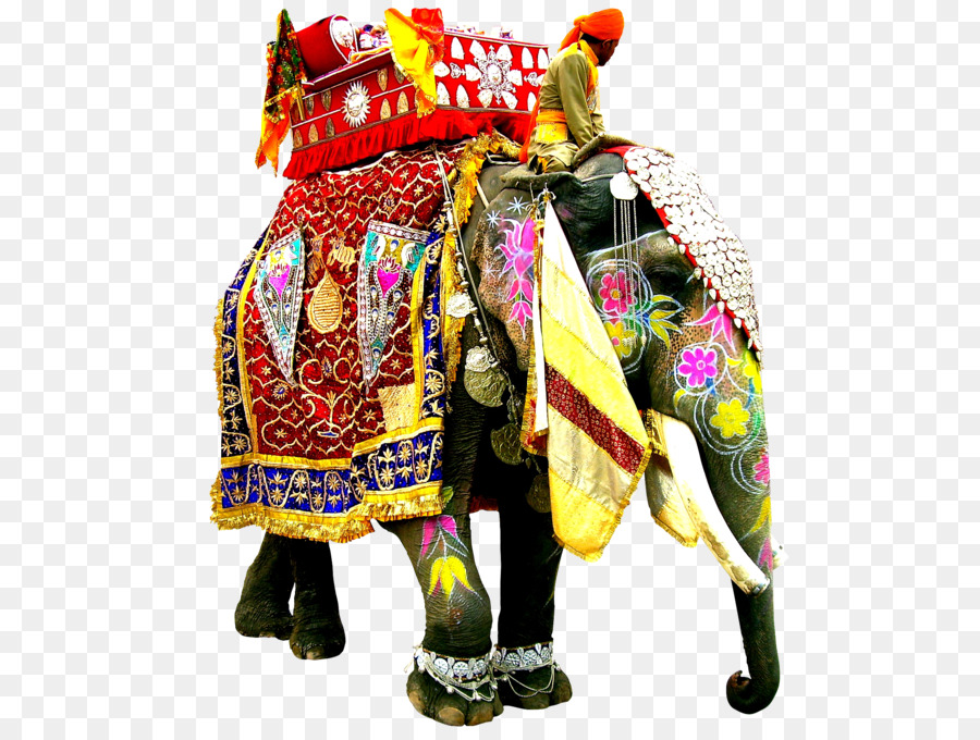 indian elephant transparent clipart Elephant Festival Amer Fort Indian elephant