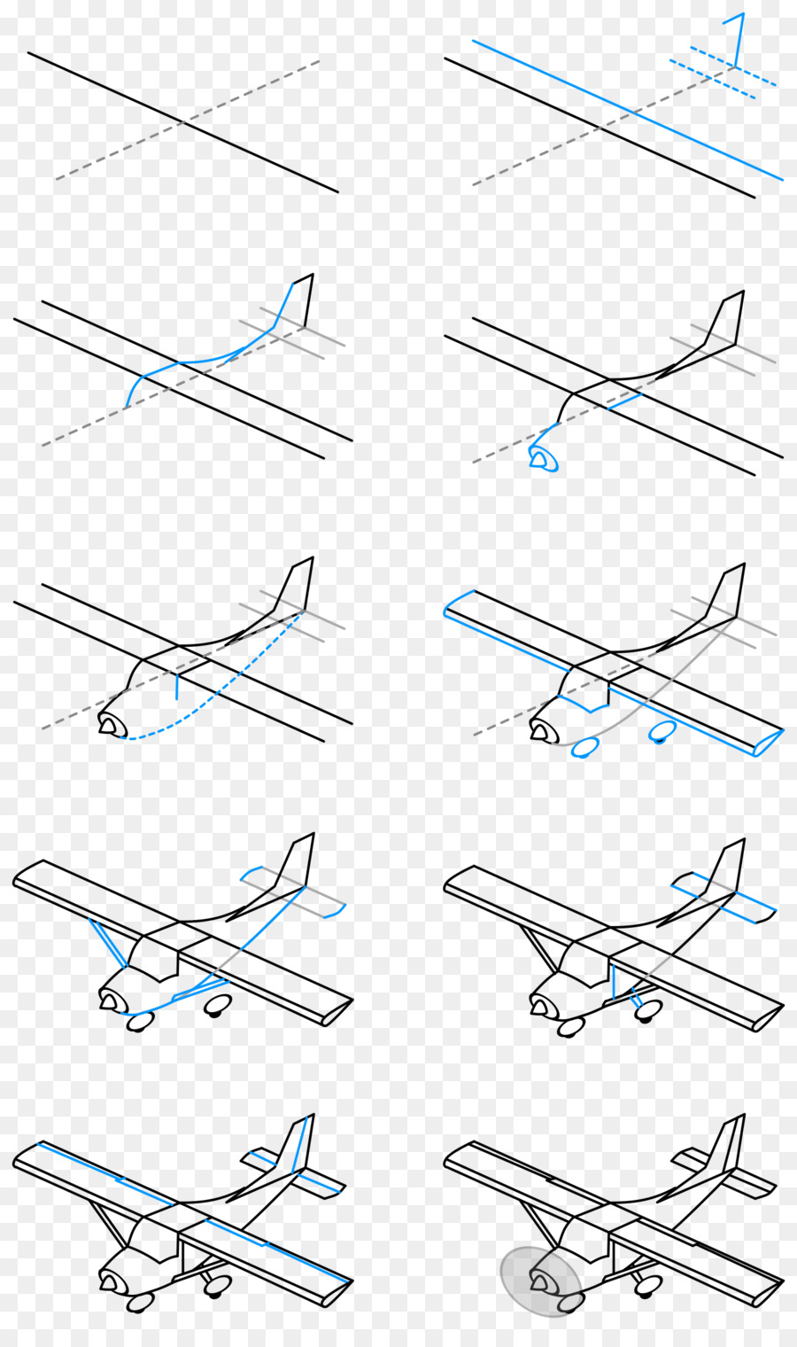 Paper Airplane Drawing Clipart Airplane Technology Transparent