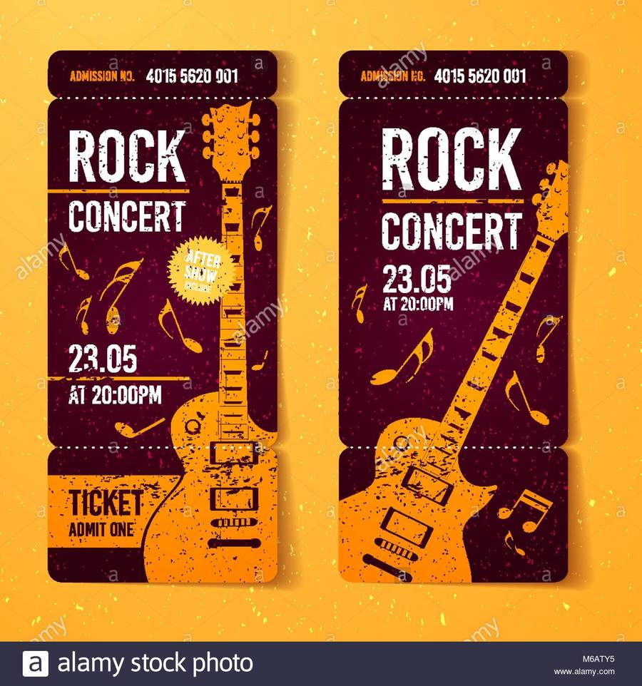 download ticket design template clipart event tickets concert