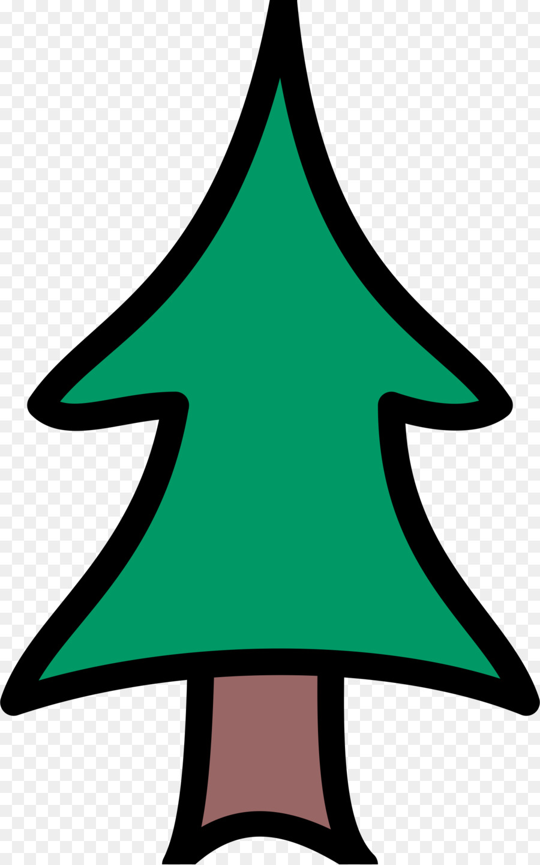 conifer tree clipart Tree Pine Clip art
